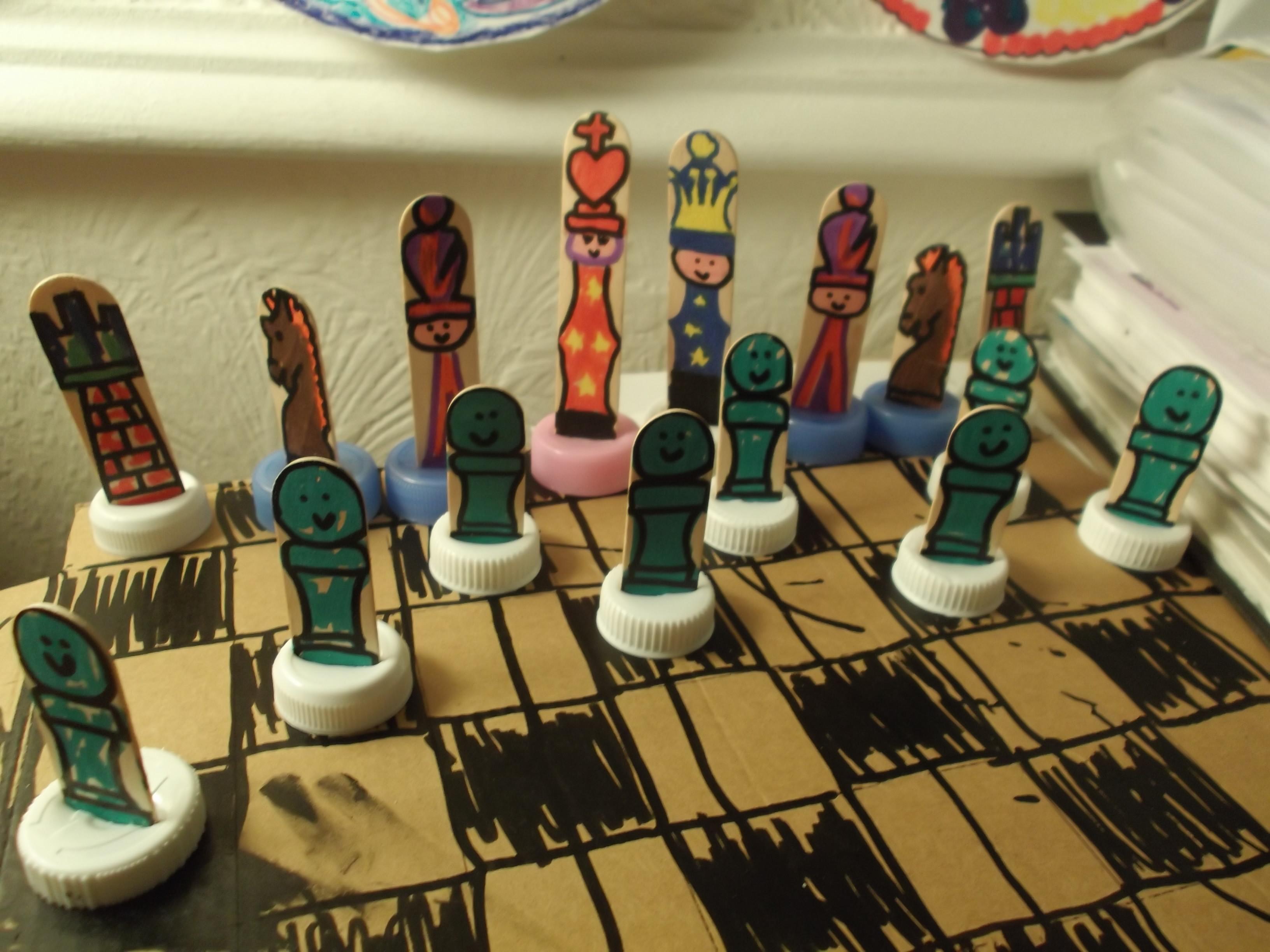 Week Chess Chess Set Part 1 Nancys Hive
