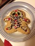 ginger skeletons